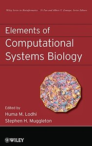 Elements of Computational Systems Biology (Hardcover)-cover