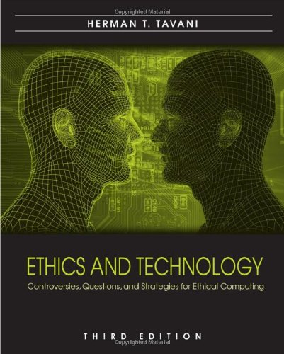 ethics in infrmation technology Ethics in information technology - kindle edition by george reynolds download it once and read it on your kindle device, pc, phones or tablets use features like bookmarks, note taking and highlighting while reading ethics in information technology.