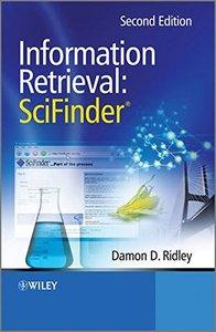 Information Retrieval - SciFinder, 2/e (Paperback)