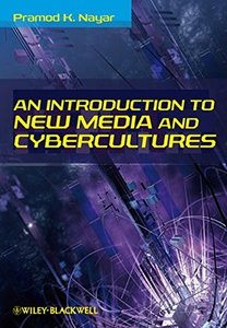 An Introduction to New Media and Cybercultures (Hardcover)-cover