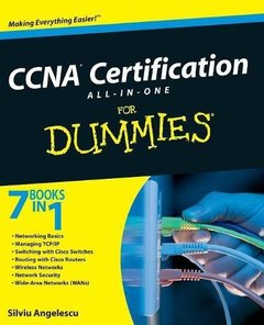 CCNA Certification All-In-One For Dummies (Paperback)-cover
