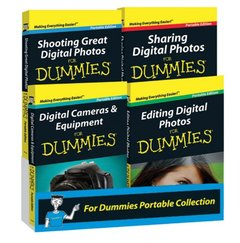 Digital Photography Dummies Portable Collection-cover
