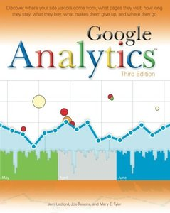 Google Analytics, 3/e (Paperback)-cover