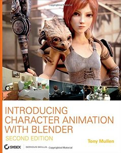 Introducing Character Animation with Blender, 2/e (Paperback)-cover