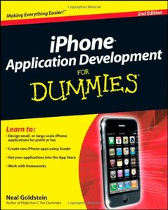 iPhone Application Development For Dummies, 2/e (Paperback)-cover