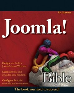 Joomla! Bible (Paperback)-cover