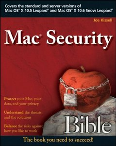 Mac Security Bible (Paperback)-cover