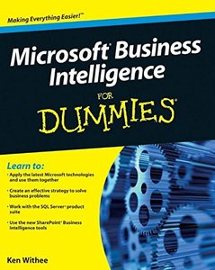 Microsoft Business Intelligence For Dummies (Paperback)-cover