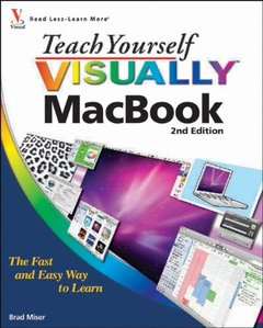 Teach Yourself VISUALLY MacBook, 2/e (Paperback)-cover