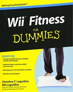 Wii Fitness For Dummies (Paperback)-cover