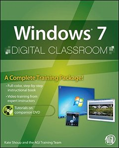 Windows 7 Digital Classroom (Paperback)-cover