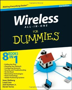 Wireless All In One For Dummies, 2/e (Paperback)