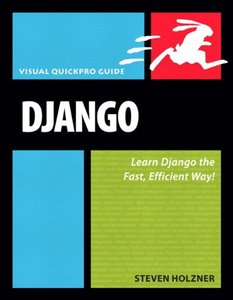 Django: Visual QuickPro Guide (Paperback)-cover