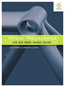 iPhone Programming: The Big Nerd Ranch Guide (Paperback)-cover