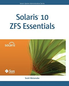 Solaris 10 ZFS Essentials (Paperback)-cover