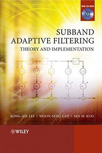 Subband Adaptive Filtering: Theory and Implementation (Hardcover)-cover