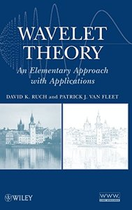 Wavelet Theory: An Elementary Approach with Applications (Hardcover)-cover
