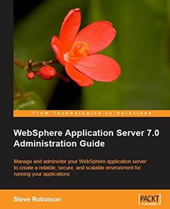 WebSphere Application Server 7.0 Administration Guide (Paperback)-cover
