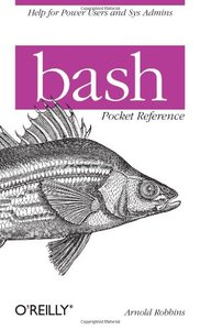 bash Pocket Reference (Paperback)-cover