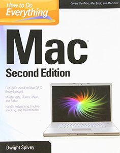 How to Do Everything Mac, 2/e (Paperback)-cover