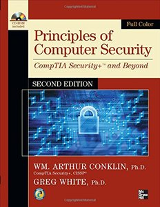 Principles of Computer Security, CompTIA Security+ and Beyond, 2/e (Paperback)-cover