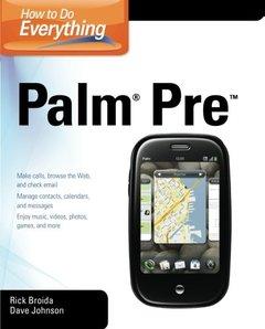 How to Do Everything Palm Pre (Paperback)-cover