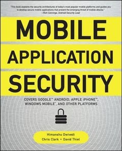 Mobile Application Security (Paperback)