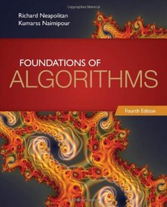 Foundations of Algorithms, 4/e (Hardcover)-cover