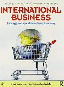 International Business: Strategy and the Multinational Company (Hardcover)-cover