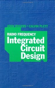 Radio Frequency Integrated Circuit Design (Hardcover)-cover