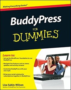 BuddyPress For Dummies (Paperback)-cover