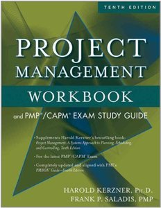Project Managementt Workbook and Pmp/Capm Exam Study Guide, 10/e (Paperback)-cover