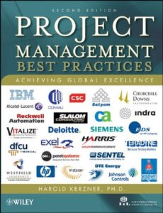 Project Management: Best Practices: Achieving Global Excellence, 2/e (Hardcover)-cover