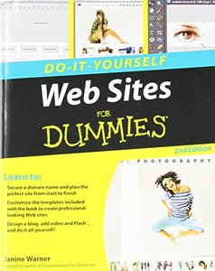 Web Sites Do-It-Yourself For Dummies, 2/e (Paperback)-cover