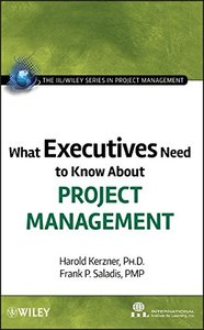 What Executives Need to Know About Project Management (Hardcover)