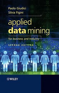 Applied Data Mining for Business and Industry, 2/e (Hardcover)-cover