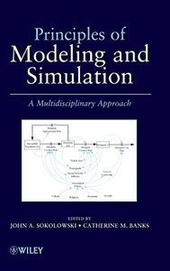 Principles of Modeling and Simulation: A Multidisciplinary Approach (Hardcover)-cover
