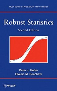 Robust Statistics, 2/e (Hardcover)-cover