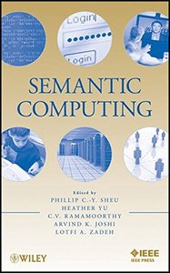 Semantic Computing (Hardcover)-cover