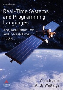 Real-Time Systems and Programming Languages: Ada, Real-Time Java and C/Real-Time POSIX (Paperback)-cover