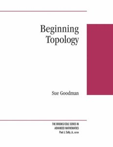 Beginning Topology (Hardcover)