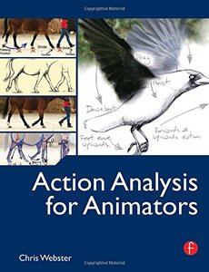 Action Analysis for Animators (Paperback)-cover