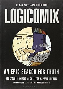Logicomix: An Epic Search for Truth (Paperback)-cover