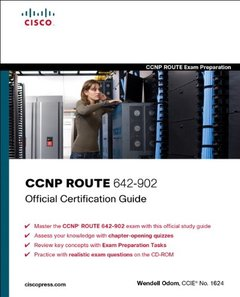 CCNP ROUTE 642-902 Official Certification Guide (Hardcover)-cover