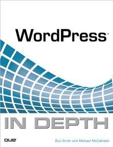 WordPress In Depth (Paperback)-cover