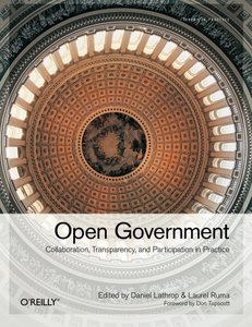 Open Government: Collaboration, Transparency, and Participation in Practice (Paperback)-cover