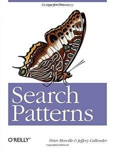 Search Patterns: Design for Discovery (Paperback)-cover