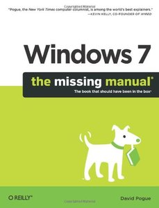Windows 7 : The Missing Manual (Paperback)-cover