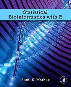 Statistical Bioinformatics: with R (Hardcover)-cover