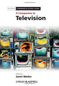 A Companion to Television (Paperback)-cover
